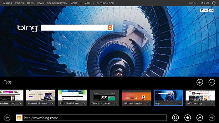 اینترنت اکسپلورر با ویژگی های جدید عرضه شد + دانلود
