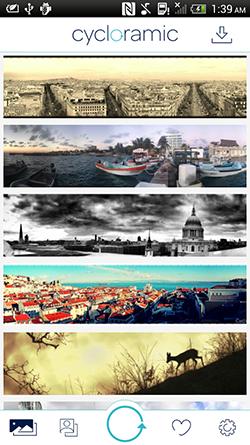 نرم افزار ساخت تصاویر پانوراما (2)