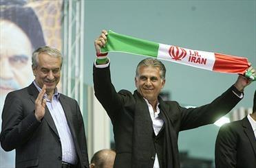 کارلوس کروش رسما در فوتبال ایران ماندنی شد