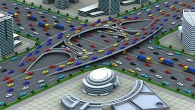 طرح جاده های بدون ترافیک و مبارزه با ترافیک