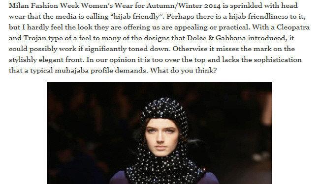 حذف فوری خبر مربوط به حجاب از یاهو
