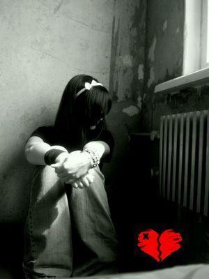 عکس دختر در تنهایی تصاویر عاشقانه